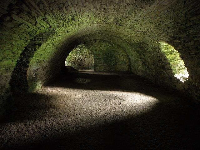 stará katakomba