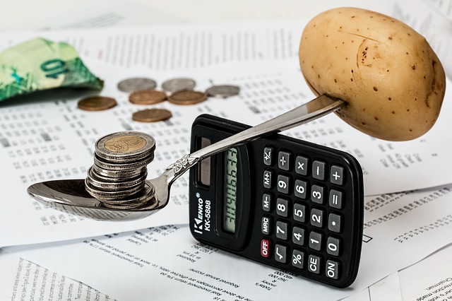 brambora a peníze