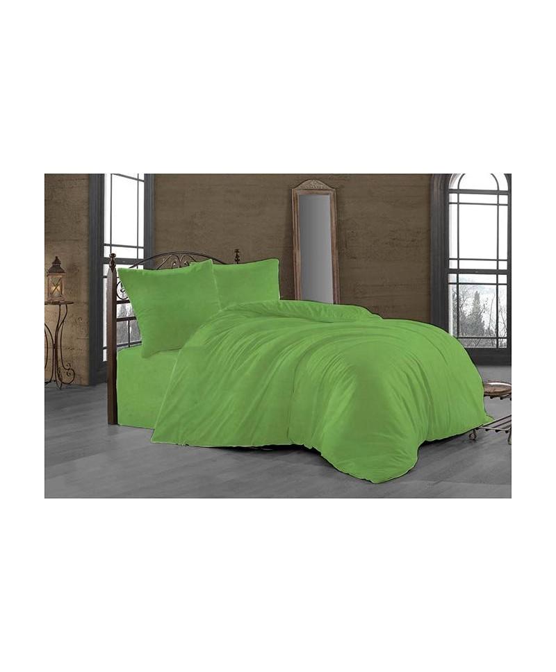 prodlouzene-povleceni-saten-140x220-70x90cm-svetle-zelena